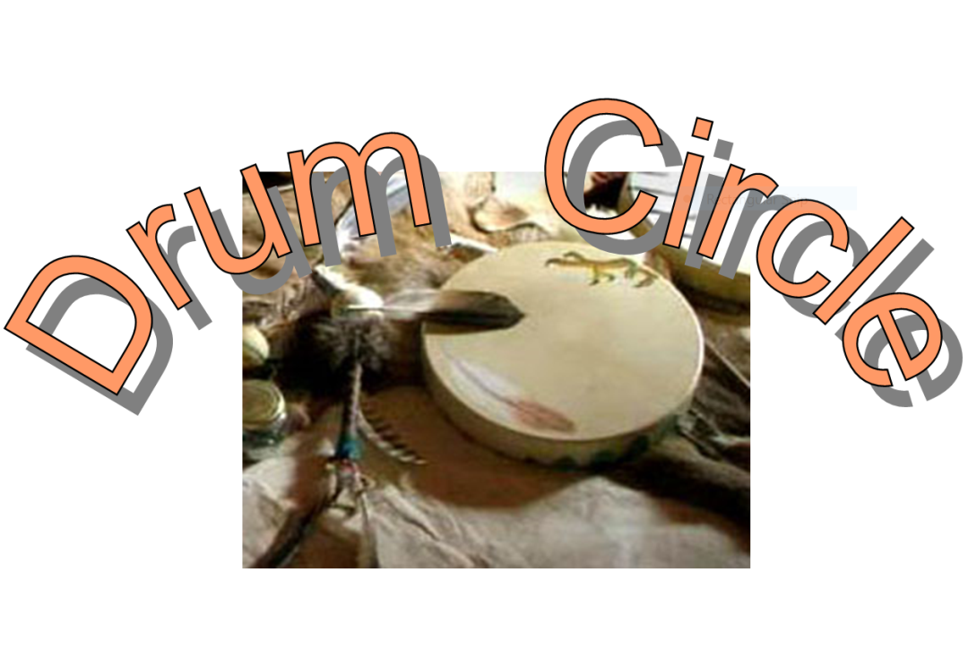 Drum Circle with Richard Littlefeather 10 Nov 2018