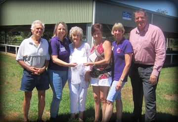 Donation to Samford RDA